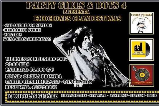 party girls  boys 4