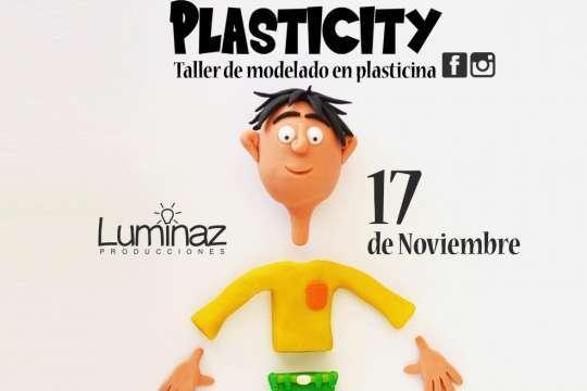 Taller De Modelado Con Plasticity Plasticina
