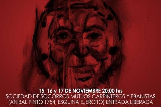 La Fanfarrona Teatro Presenta: El Desaparecido