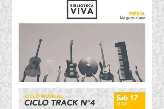 Ciclo Track N°4 Biblioteca Viva