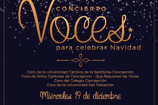 Encuentro Coral: Voces Para Celebrar La Navidad