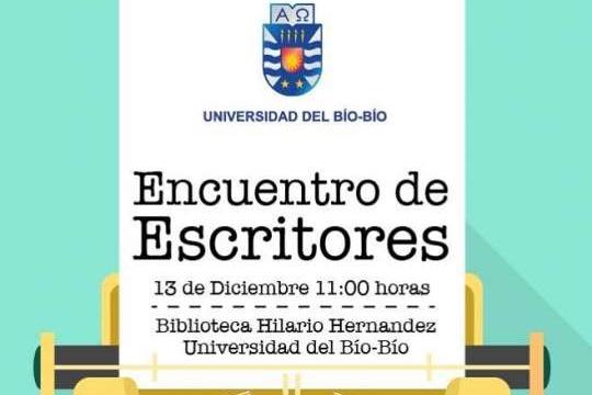 Encuentro De Escritores En La UBB