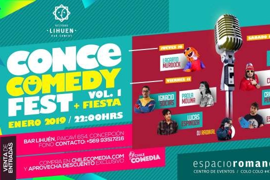 Conce Comedy Fest