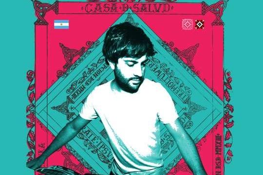 Alejandro Mosso (Arg) Live En Casa De Salud