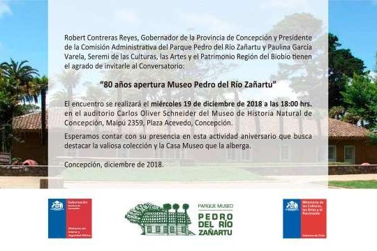 80 Años De La Apertura Del Museo Pedro Del Río Zañartu