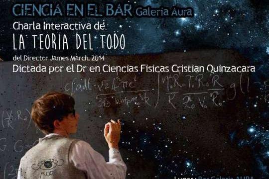Ciencia En El Bar: ¿qué Es La Teoría Del Todo?