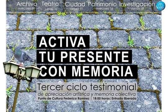 Activa Tu Presente Con Memoria