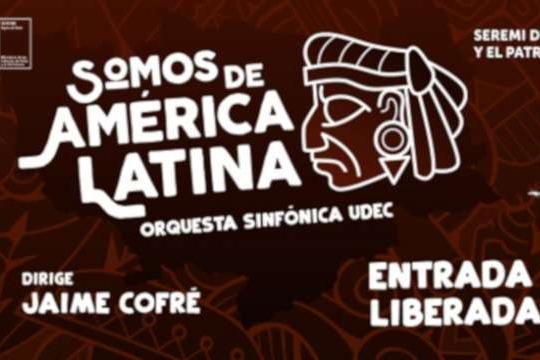 Sinfónica Udec En La Nueva Región De Ñuble