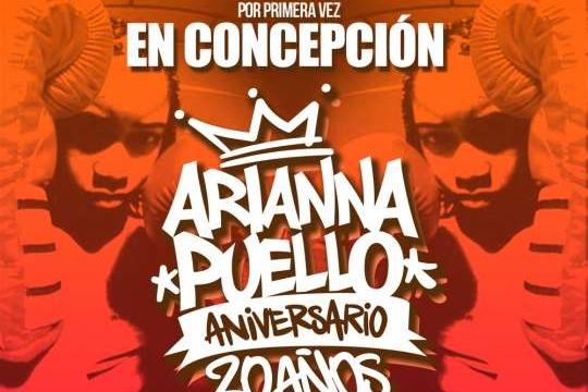 Arianna Puello En Concepcion