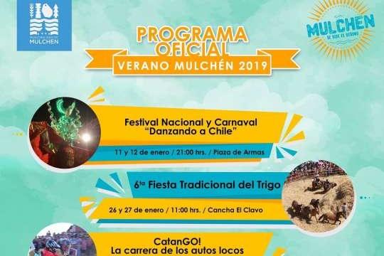 Verano Mulchén 2019