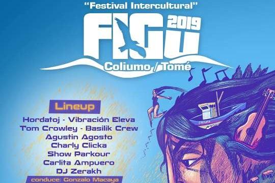 Figu 2019 Festival Intercultural Galaxia Urbana