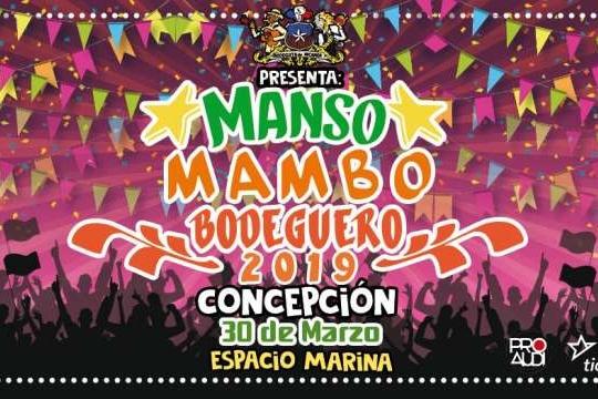 Manso Mambo Bodeguero 2019 - Concepción