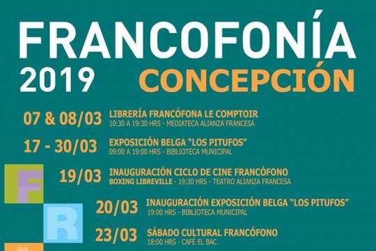 Francofonía 2019 Concepción