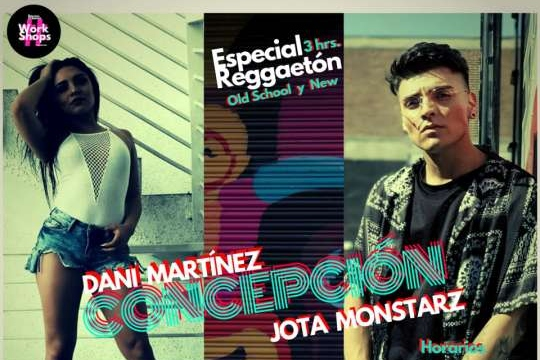 Desde Power Peralta. Dani Martínez Ft Jota Monstarz En Ccp.