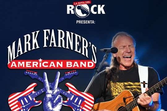Mark Farner De Grand Funk En Concepción