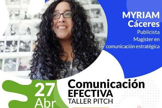 Taller Rsu Udec De Comunicación Efectiva (Pitch) Para Fondos Sercotec 2019