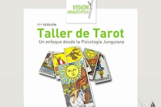 11ª Versión Taller De Tarot Visión Arquetípica