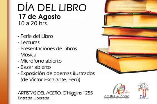 Concepción Celebra El Día Del Libro