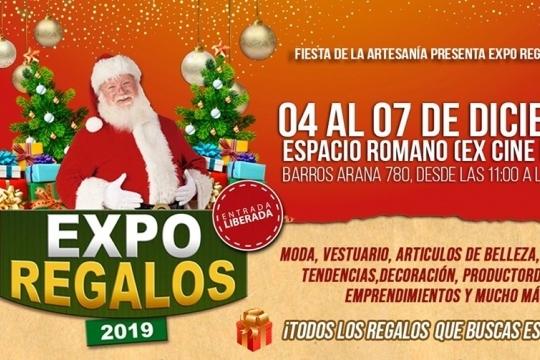Expo Regalos 2019 Espacio Romano Concepción