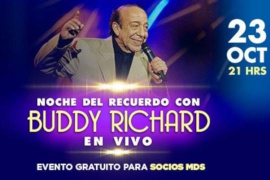 Noche Del Recuerdo Con Buddy Richard