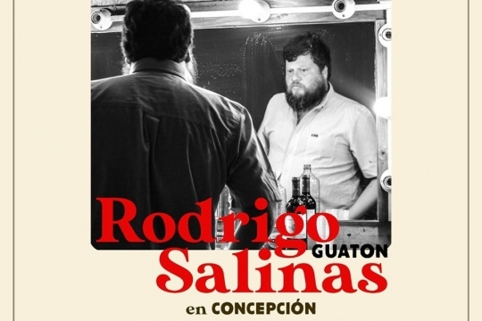 stand up comedy guaton salinas en concepcion
