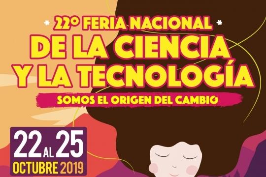 Feria Nacional De La Ciencia Y La Tecnología 2019