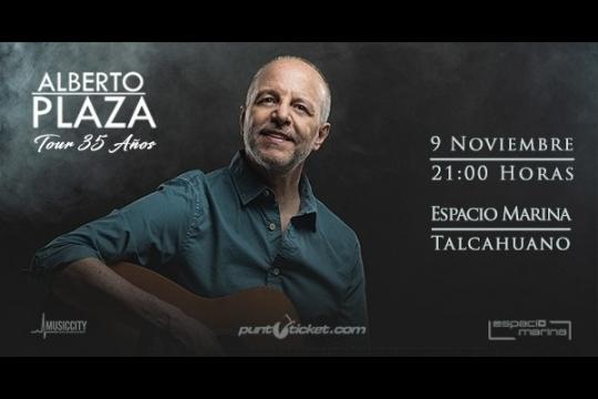 Alberto Plaza Tour 35 Años