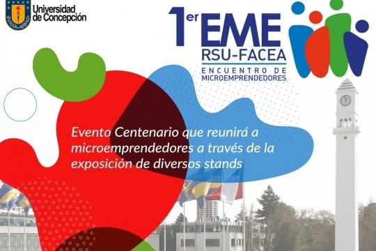 1er Encuentro Microemprendedores Rsu-Facea Udec