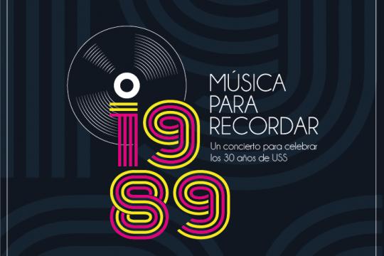 1989 Música Para Recordar En La USS