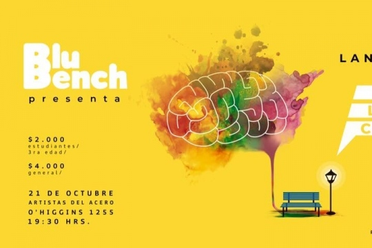 Blubench Lanza Su Nuevo Álbum En Concepción