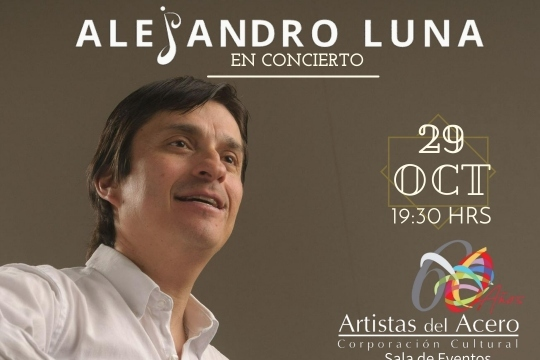Alejandro Luna En Concierto