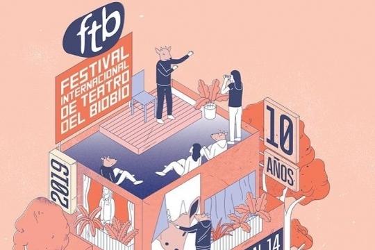 Festival Internacional De Teatro Del Biobío