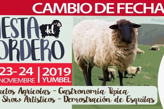 9° Version De La Fiesta Del Cordero En Tomeco