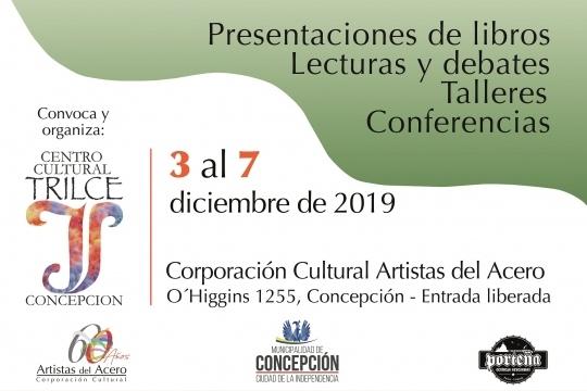 4º Festival Internacional De Poesía Del Biobío