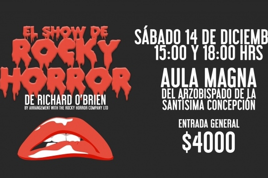 El Show De Rocky Horror