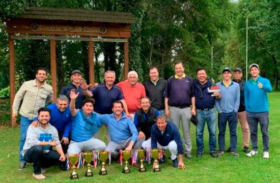 Campeonato De Golf Centenario Udec