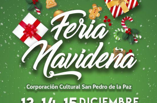 Feria Navideña En San Pedro De La Paz