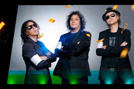 Locos Por El Rock Con Banda Los De Charly