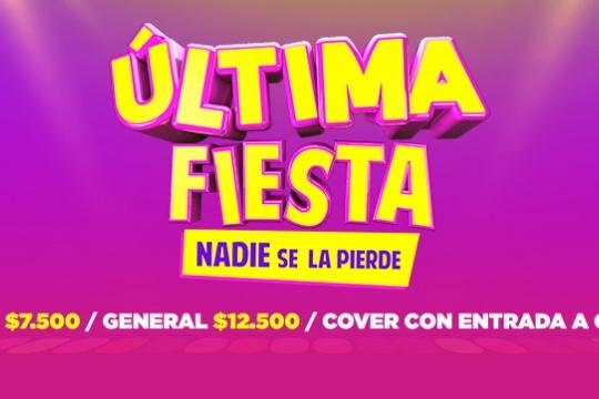 Última Fiesta