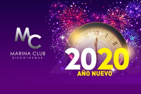 Fiesta - Año Nuevo 2020