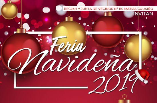 Feria Navideña 2019 En Lota