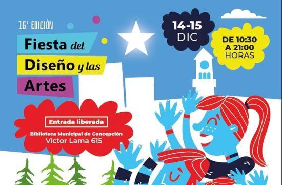 16A Fiesta Del Diseño Y De Las Artes