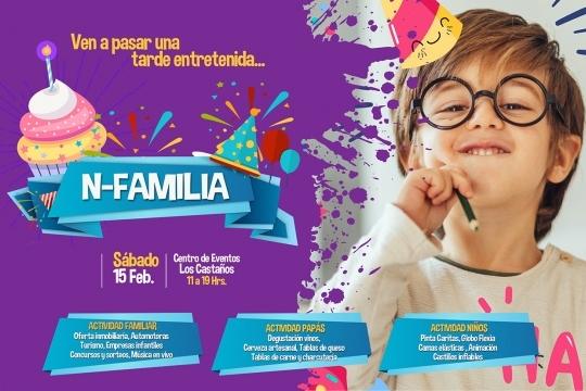 Participa En Día En Familia