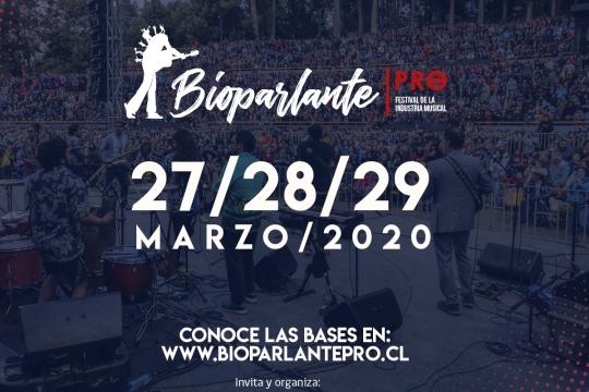 Convocatoria Para Bioparlantepro 2020