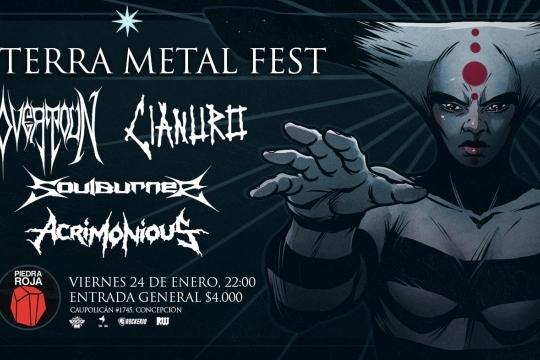 Festival Itinerante: Subterra Metal Fest