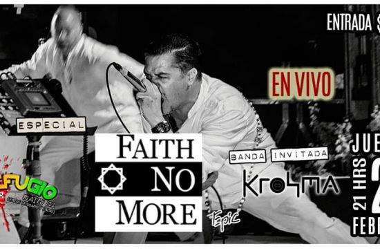 faith no more  especial en vivo