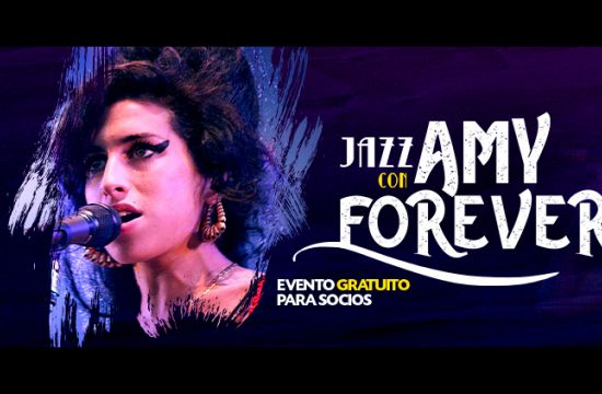 jazz night con amy forever