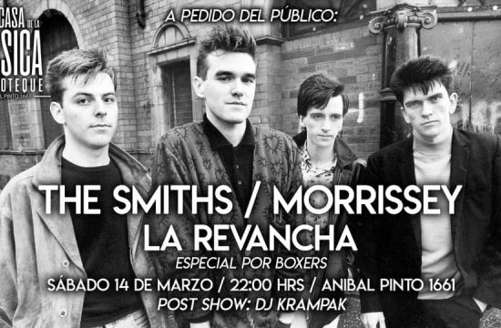 especial the smiths  morrisey