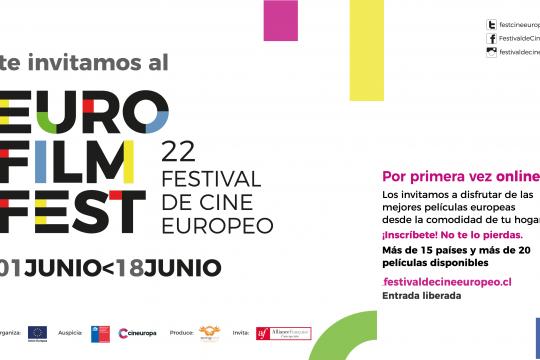 Vuelve El Festival De Cine Europeo En Concepción