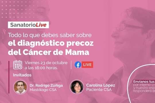 sanatoriolive  diagnostico precoz del cancer de mama